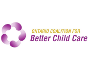 COALITION FOR BETTER CHILD CARE