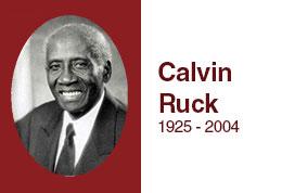 Calvin Ruck