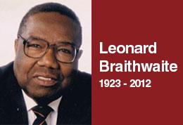Leonard Braithwaite (L.B)