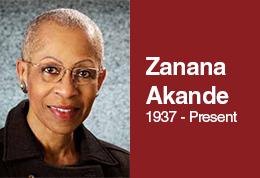 Zanana L. Akande